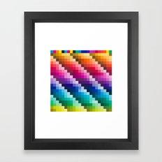 Test III Framed Art Print