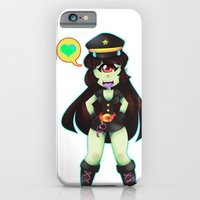 iPhone & iPod Case featuring Lili The Cyclops by Lucy Fidelis