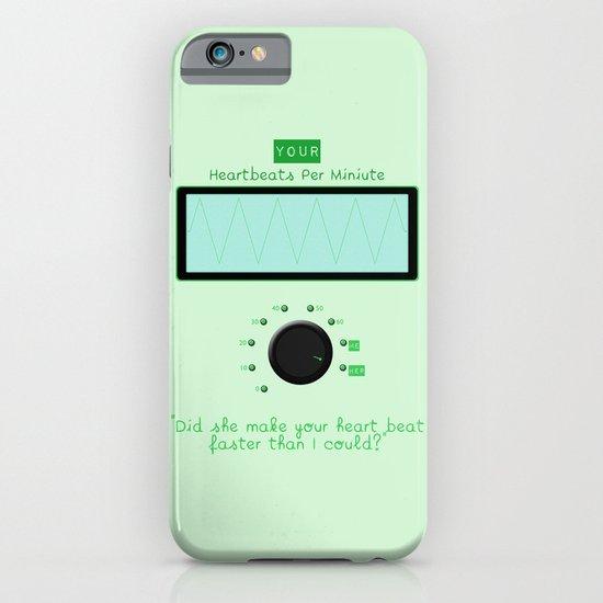 Heart beats per minute  iPhone & iPod Case