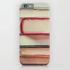 Books Love Slim Case iPhone 6s