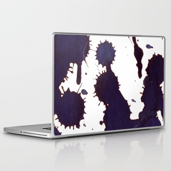 drugging drips, from a height  Laptop & iPad Skin