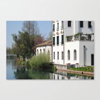 Th North house Canvas Print