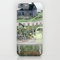 Cottage At The Sea iPhone 6 Slim Case