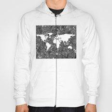 World Inverted Hoody