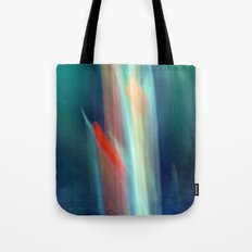 abstract Gladiolus #1 Tote Bag