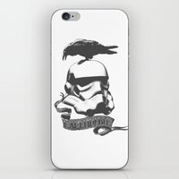 Vader's Expendables iPhone & iPod Skin