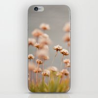 here comes the rain iPhone & iPod Skin