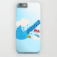 iPhone & iPod Case featuring follow me! by Claudio Gomboli