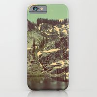 iPhone & iPod Case featuring high sierras  by 4blankwalls