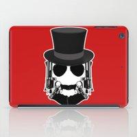 Gun Face iPad Case