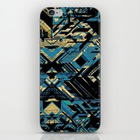 patternarchi 2 iPhone & iPod Skin