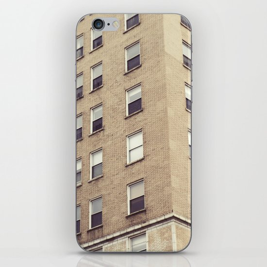 urbanism. iPhone & iPod Skin