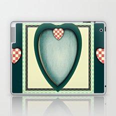 I give you my heart Laptop & iPad Skin