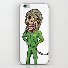 Northern Monkey iPhone & iPod Skin