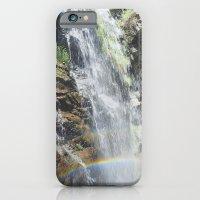 Rainbow In The Waterfall… iPhone 6 Slim Case
