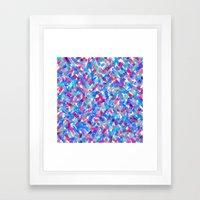 Mixed Berry Framed Art Print