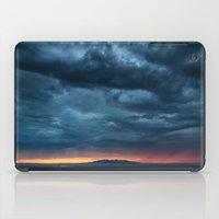 Salt Lake Sky iPad Case