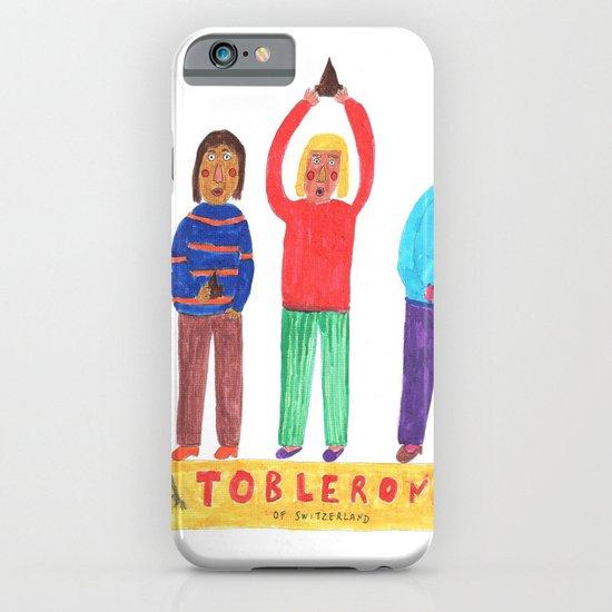 Toblerone. iPhone & iPod Case