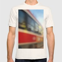 Elusive 501 Mens Fitted Tee Natural SMALL
