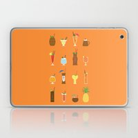 Tiki Drinks Laptop & iPad Skin