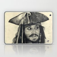 Captain Jack Sparrow ~ J… Laptop & iPad Skin