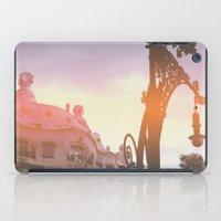 Passeig De Gracia  iPad Case