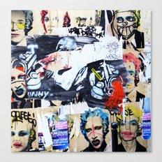 Celebrity Canvas Print