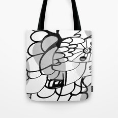 A Lot of Things Tote Bag