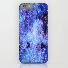 GAlaxy Periwinkle Stars Slim Case iPhone 6s