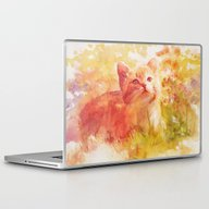 Laptop & iPad Skin featuring Sun Kissed by Aurora Wienhold