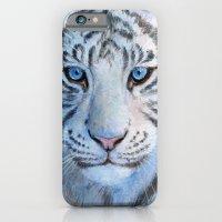 White Tiger Cub 852 iPhone 6 Slim Case
