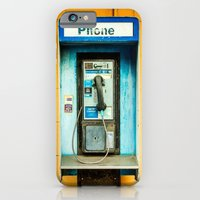 Pay Phone iPhone 6 Slim Case