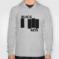 The Black Piano Keys Hoody