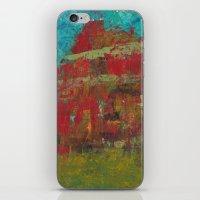 Red Mountain iPhone & iPod Skin