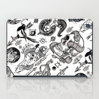 Lesser Alchemy iPad Case
