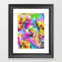 Hibiscus Dream  Framed Art Print