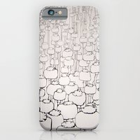 iPhone & iPod Case featuring Poppy Field by ChiLi_biRó