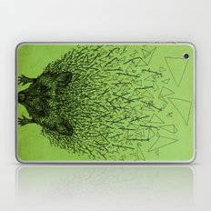 Thorny hedgehog Laptop & iPad Skin
