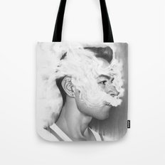 A Perfect Nothing Tote Bag