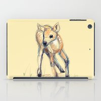 Wobbly Deer iPad Case