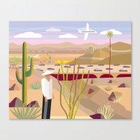 Scottsdale 101 Canvas Print