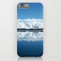 iPhone & iPod Case featuring Grand Tetons by Ornithology