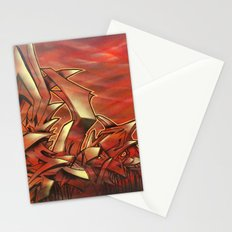 Deep of Red Stationery Cards