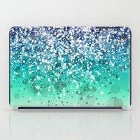 Glitteresques XV iPad Case