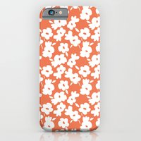iPhone & iPod Case featuring Spring Flower by Alice Rebecca Potter