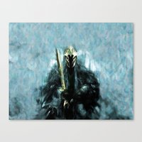 Nazgul After The Ring - … Canvas Print