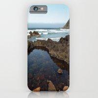 Cape Perpetua Tide Pool iPhone 6 Slim Case