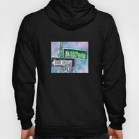 Broadway Sign Hoody