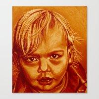 miguelito option two! Canvas Print