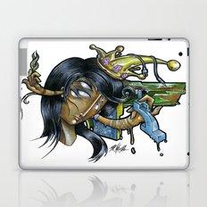 - Black Music Queen - Mr.Klevra Laptop & iPad Skin